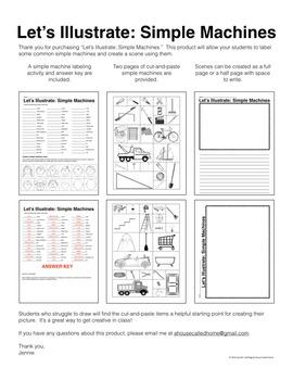 Let's Illustrate: Simple Machines