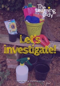 Let's Investigate- Fun and easy ways to apply phonics
