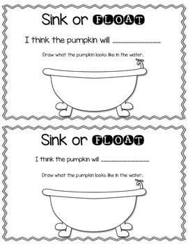 Let's Investigate: Pumpkins