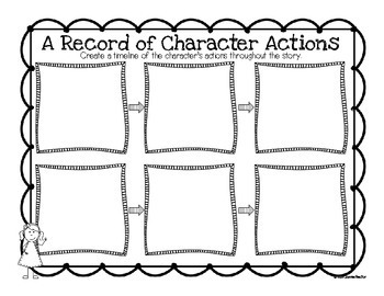 Let's Investigate the Characters {A Common Core-Aligned ELA Unit}