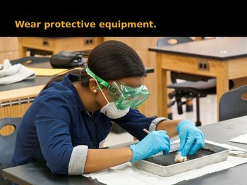Let's Keep It Safe In the Science Lab powerpoint
