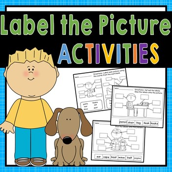 Label the Picture Activities