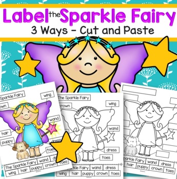 SPARKLE FAIRY Labels FREE