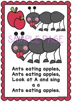 Alphabet Packet {Letter of the Week: Aa}