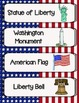 Let's Learn About **American Symbols** (& President's Day!)