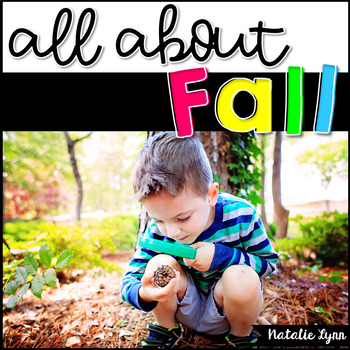 Let's Learn About Fall