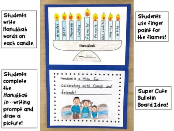 Let's Learn About Hanukkah! A Unit For the Primary Classroom!