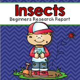 Insects (Research and Writing Packet)