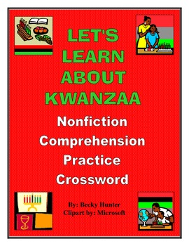 Let's Learn About Kwanzaa
