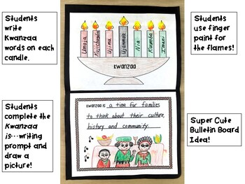 Let's Learn About Kwanzaa! A Unit for the Primary Classroom!