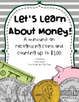 Let's Learn About Money!