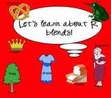 Let's Learn About R Blends! - Smart Board Lesson
