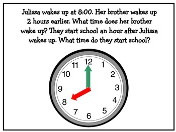 Let's Learn About Time