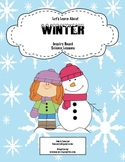 Let's Learn About Winter: A Collection of Inquiy Based Science Lesson