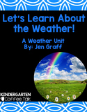 Let's Learn About the Weather