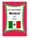 Let's Learn About...Mexico!