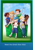 Green Box Kids Poster