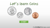 Let's Learn Coins