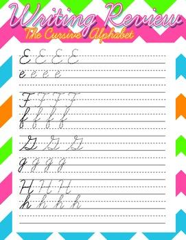 Let's Learn Cursive II: Advanced Cursive Handwriting Workbook
