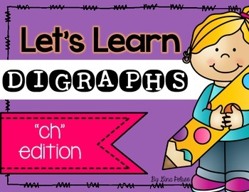 Digraph Activities- Ch