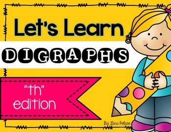 Digraph Activities- Th