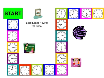 Let's Learn How to Tell Time!!