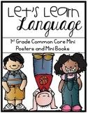 1st Grade Common Core Language