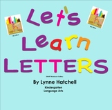 Let's Learn Letters- Phonics