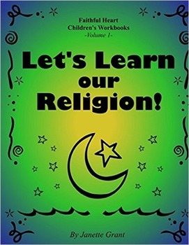 Let's Learn Our Religion Workbook