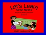 Let's Learn about Nouns