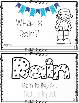 Lets Learn about Weather!