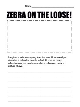 Let's Learn about Zebras
