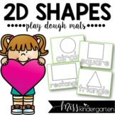 Free Playdough Mats / Play Dough Mats / Playdoh Mats