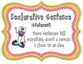 Let's Learn the 4 Types of Sentences