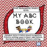 Alphabet Practice Workbook (Bundle) Pre-K-Grade 1 & Sp Ed.