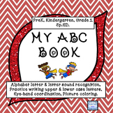 Alphabet Practice Workbook (Bundle) Pre-K-Grade 1 & Sp Ed.