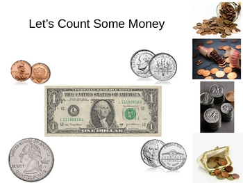 Let's Learn to Count Money