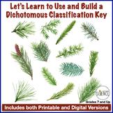 Dichotomous Classification Key Activity