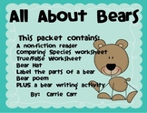 Let's Learn...All About Bears