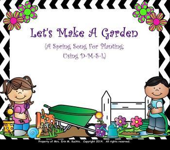 """Let's Make A Garden - Prepare/Presenting New Tone/Note """"Do"""""""
