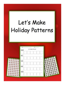Let's Make Holiday Patterns
