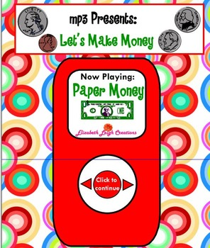 Let's Make Money mp3 players