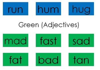Let's Make Silly Sentences