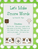 Let's Make S'more Words