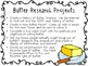 Let's Make Some Butter ~ Science Lab and Writing/Research Activities