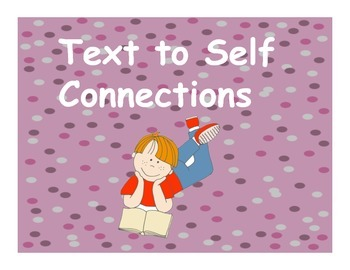 Let's Make Text to Self Connections
