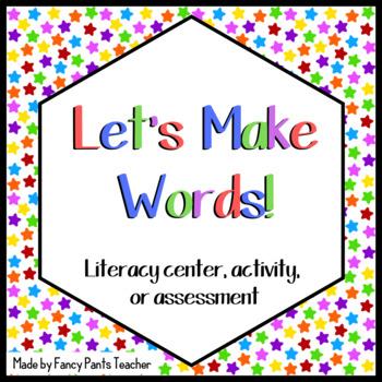 Let's Make Words!