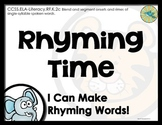 Onset & Rime Interactive Learning + Real & Nonsense Word Sort