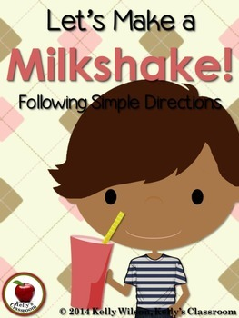 Let's Make a Milkshake!
