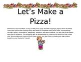 Let's Make a Pizza: Fraction Pizzas